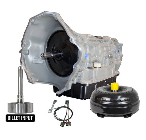 BD DIESEL #1064264BM - Dodge 68RFE Stage 5 Billet/ProForce 3D Transmission & Converter Package 2007.5-2018