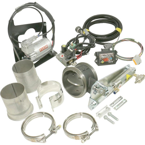 BD DIESEL #1027343 6.7L Cummins Exhaust Brake (Remote) Dodge 2013-2017 w/Non-VGT Turbo - Kit