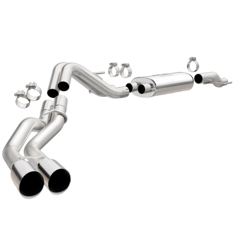 MagnaFlow 2015-2019 Ford F-150 Street Series Cat-Back Performance Exhaust System