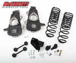 "Mcgaughys 2""/4"" Lowering Kit, 2009-2018 Dodge Ram 1500 (2wd, All Cabs) Part #44050"