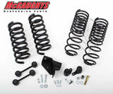 "Mcgaughys 2""/4"" Lowering Kit, 2009-2018 Dodge Ram 1500 (2wd, Ext/Quad Cab) Part #44052"