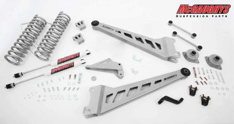 "MCGAUGHYS 4"" Premium Lift Kit for 2014-2018 Dodge Ram 2500 (4WD) Part #54340"