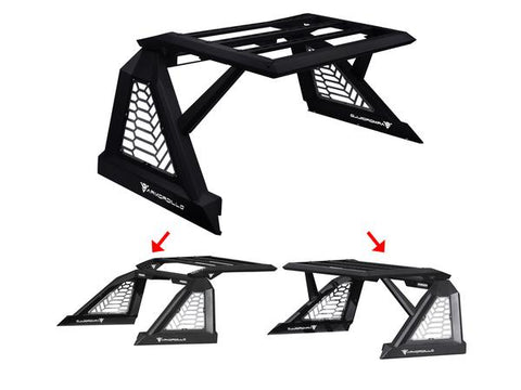 Armordillo CR-X Rack Chase Rack For Full Size Trucks #7161849