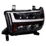 AlphaOwls # 7180116 2007-2013 Toyota Tundra / Sequoia QUAD-PRO LED Projector Headlights