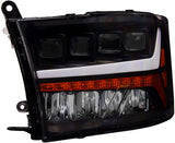 AlphaOwls #7180093 2009-2018 DODGE RAM QUAD-PRO LED PROJECTORS