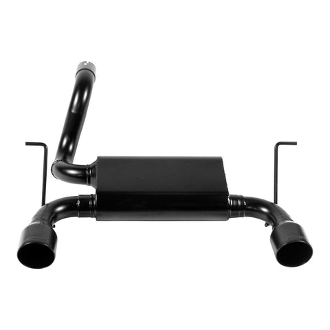 Flowmaster #817804 Force II Axle-Back Exhaust 2018-2020 Jeep Wrangler JL 2 and 4 Door with 3.6L / 2.0L