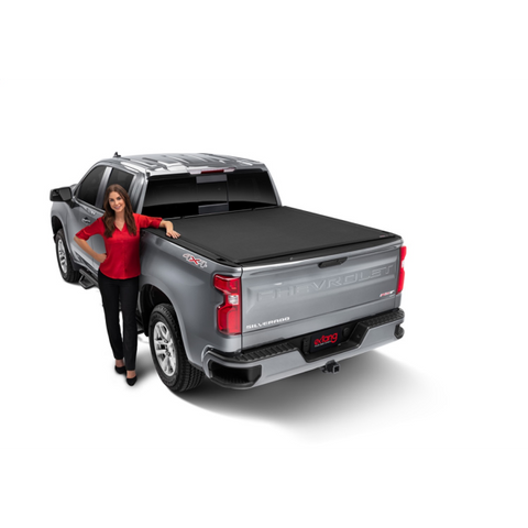 "Extang Xceed #85456 Hard Tri-Fold Tonneau Cover 2019-2020 Chevrolet & GMC 1500 5'9"" Bed"