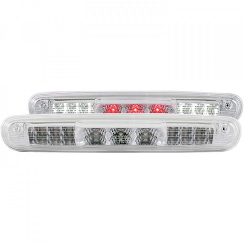 ANZO 531066 2007-2013 CHEVROLET SILVERADO 1500 LED 3RD BRAKE LIGHT CHROME B - SERIES