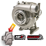 BD DIESEL #1045830 Duramax Screamer Turbo - Chevy 2011-2016 LML