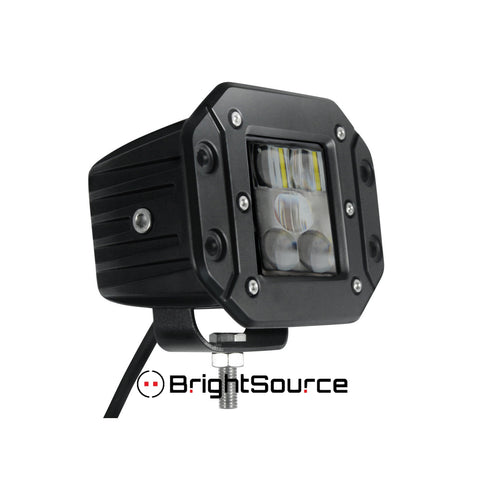 BrightSource Cube Light Kit (Flush Mount) #75002F Pack of 2 Lamps