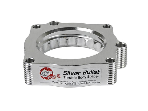aFe 46-32005 - Silver Bullet- Throttle Body Spacer