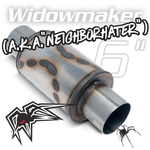 "Widowmaker 6"" A.K.A  ""Neighborhater"""