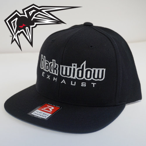 Black Widow Snap Back Hat