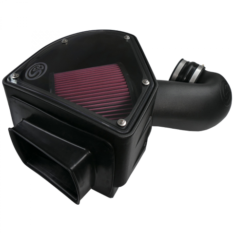 S&B 75-5090 Cold Air Intake for 1994-2002 Dodge Ram Cummins 5.9L