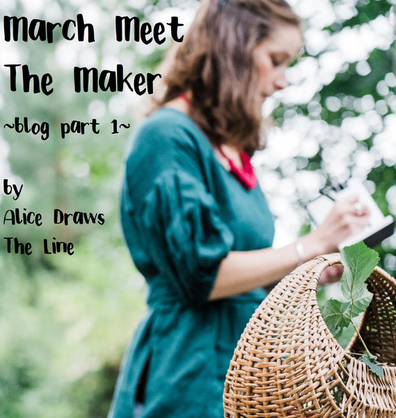 March meet the maker, part 1