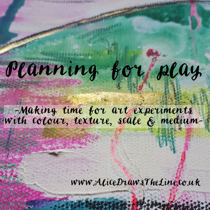 Planning for play