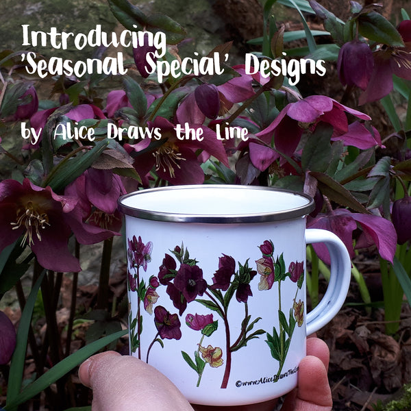 'Seasonal Special' designs