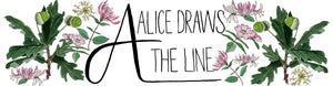Alice Draws The Line :: Illustration, Workshops and Hand Lettering
