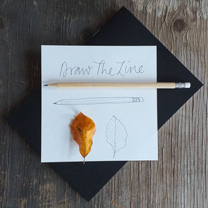 Draw The Line - Beginners Drawing workshop