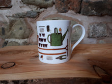 Load image into Gallery viewer, Gardener's Allotment mug by Alice Draws The Line