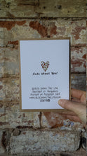 Load image into Gallery viewer, Nuts about You Card by Alice Draws The Line, love card, valentine card, anniversary card,