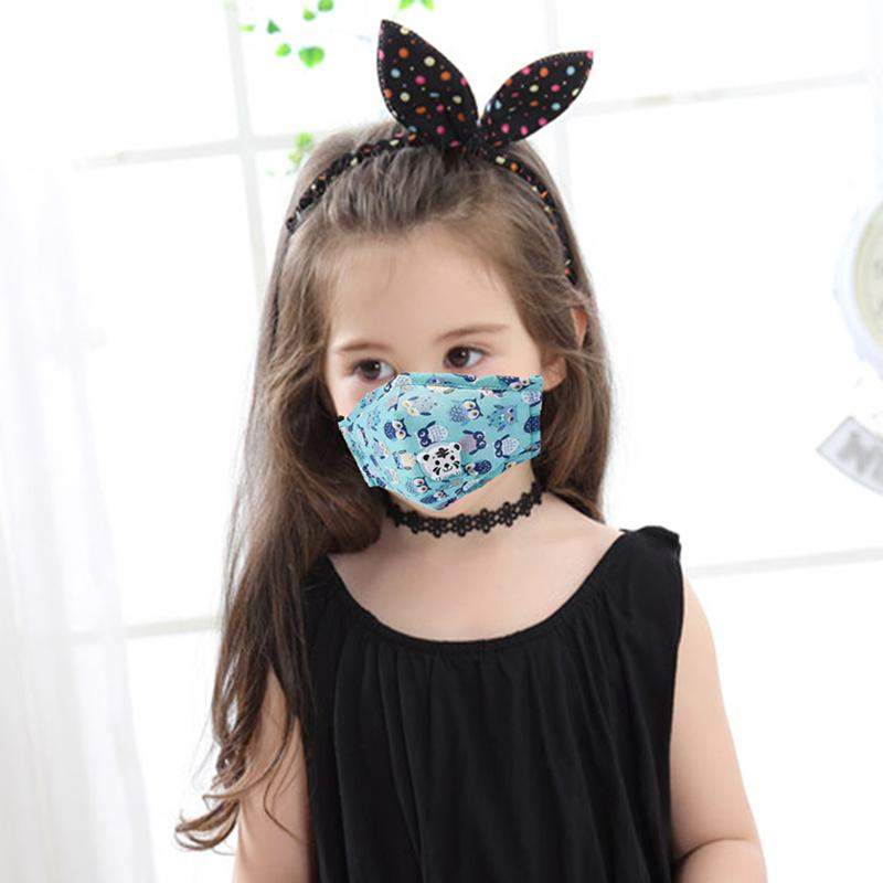 AeroKidz Mask 1.0 - Face Mask for Kids with 2 FREE PM2.5 Filters - AeroKarbon