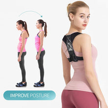 Load image into Gallery viewer, Medical Adjustable Clavicle Posture Corrector