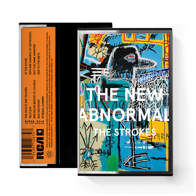 The New Abnormal (Cassette)