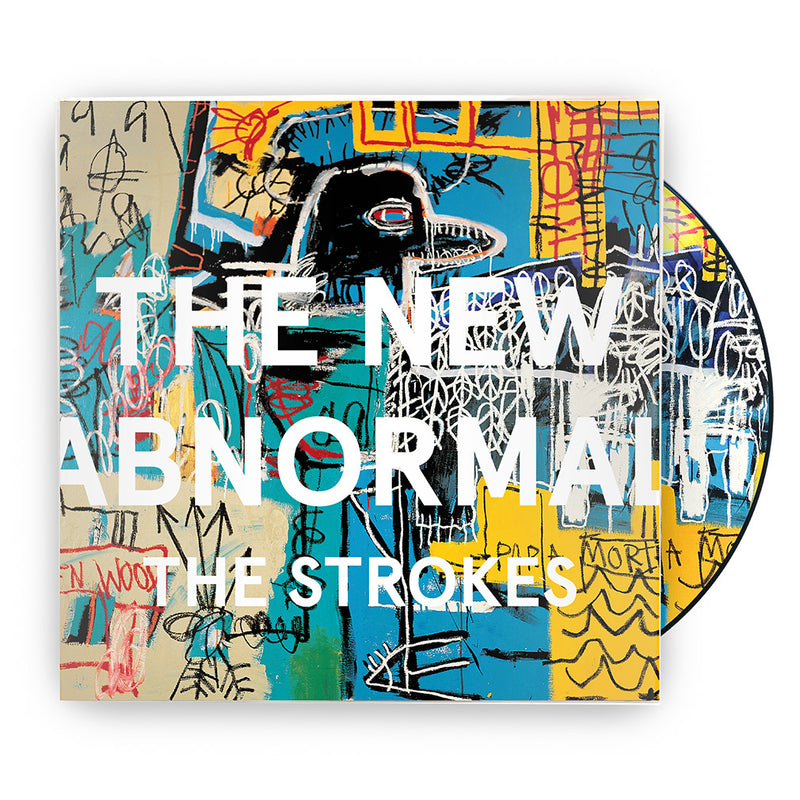 "The New Abnormal (12"" Picture Disc Online Exclusive)"