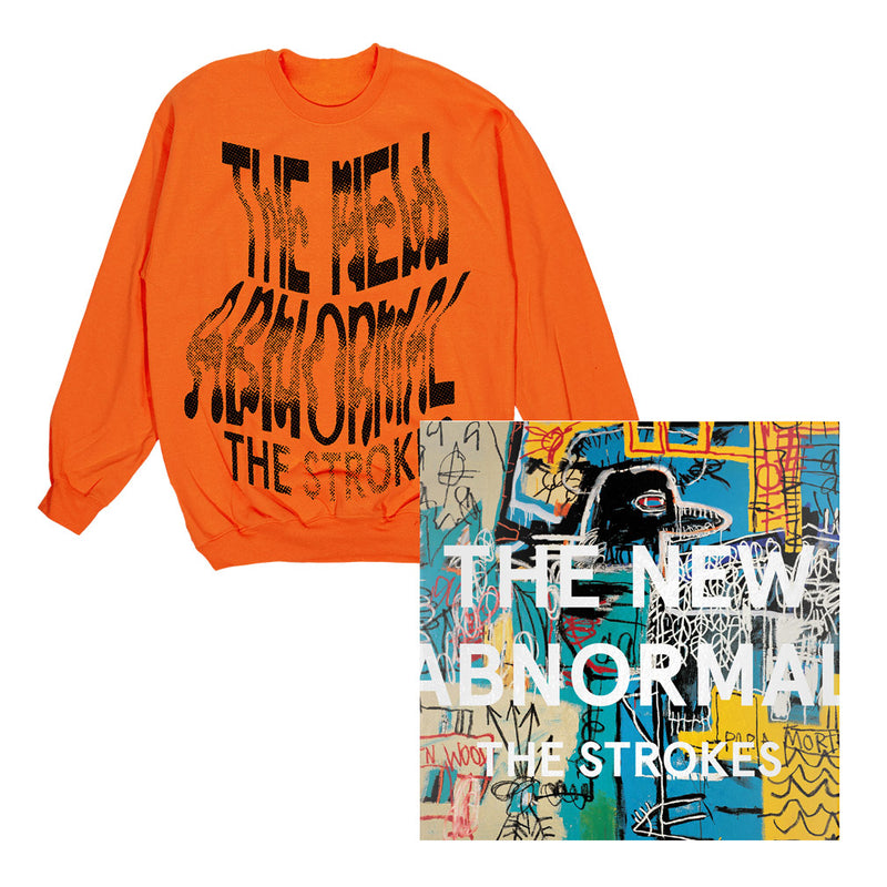 The New Abnormal + Crewneck