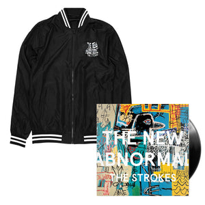 The New Abnormal + Bomber Jacket