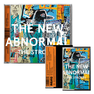 The New Abnormal (CD + Cassette)