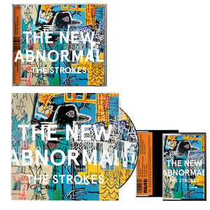 The New Abnormal (CD + Picture LP + Cassette)