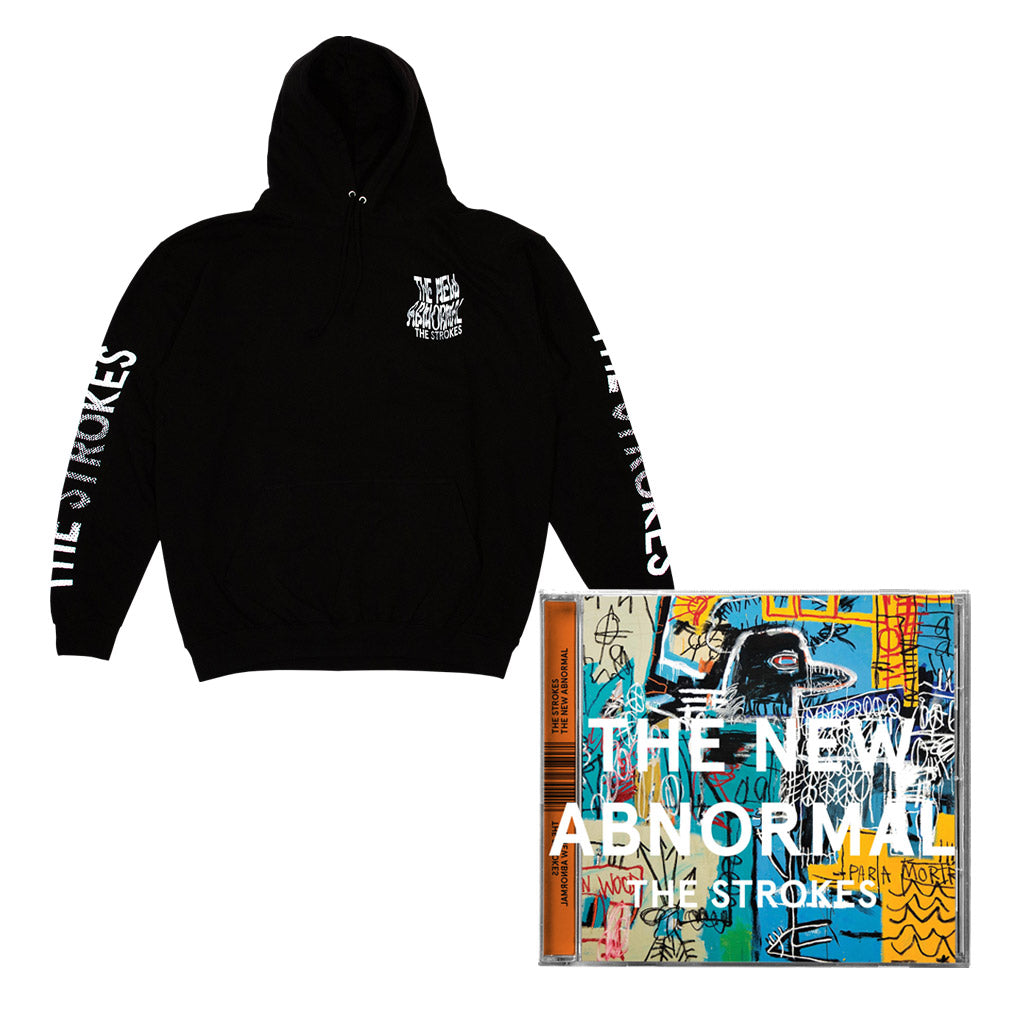The New Abnormal + Hoodie