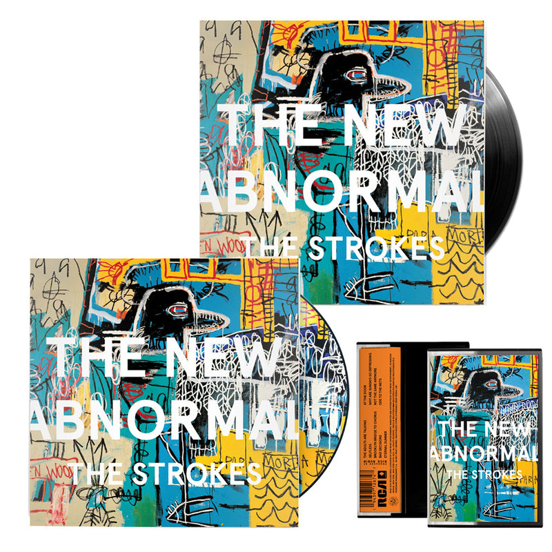 The New Abnormal (LP + Picture LP + Cassette)