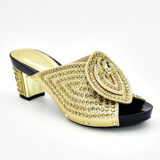 Party Nigerian Pumps - Aifa Fashions