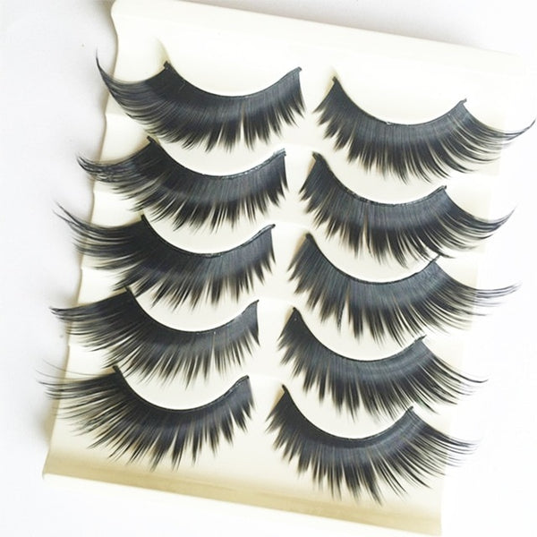 Eyelashes Extensions.