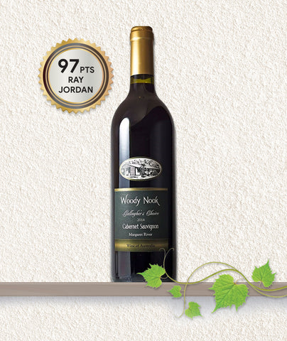 WOODY NOOK GALLAGHER'S CHOICE CABERNET SAUV 2014