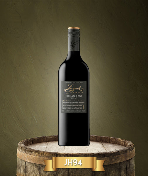 LANGMEIL 'ORPHAN BANK' SHIRAZ 2015