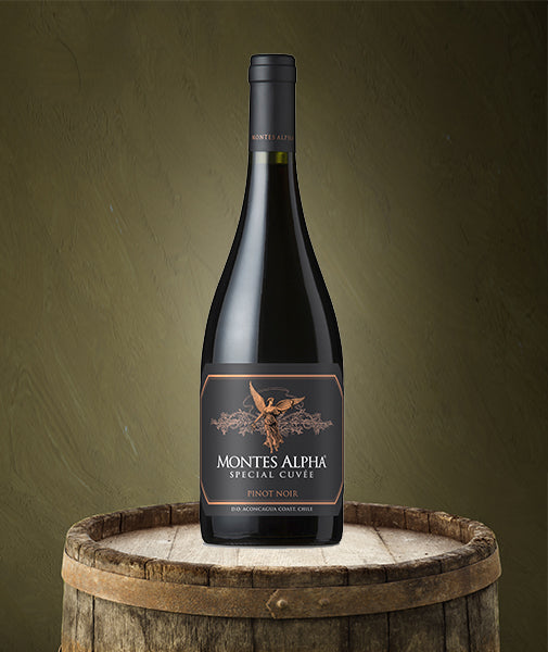 MONTES ALPHA SPECIAL CUVEE PINOT NOIR