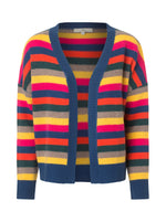 2226 Cashmere cardigan Mix