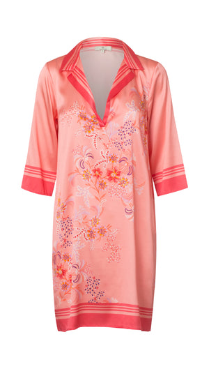 Load image into Gallery viewer, 2307 Super shirt dress Devine Red