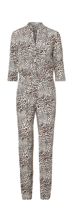 2334 Jumpsuit Wildlife Cream