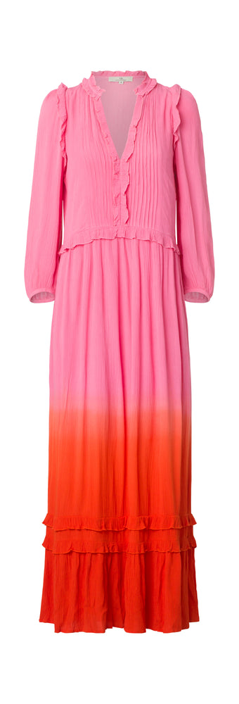 Load image into Gallery viewer, 2523 Mimi dress Tie dye Pink