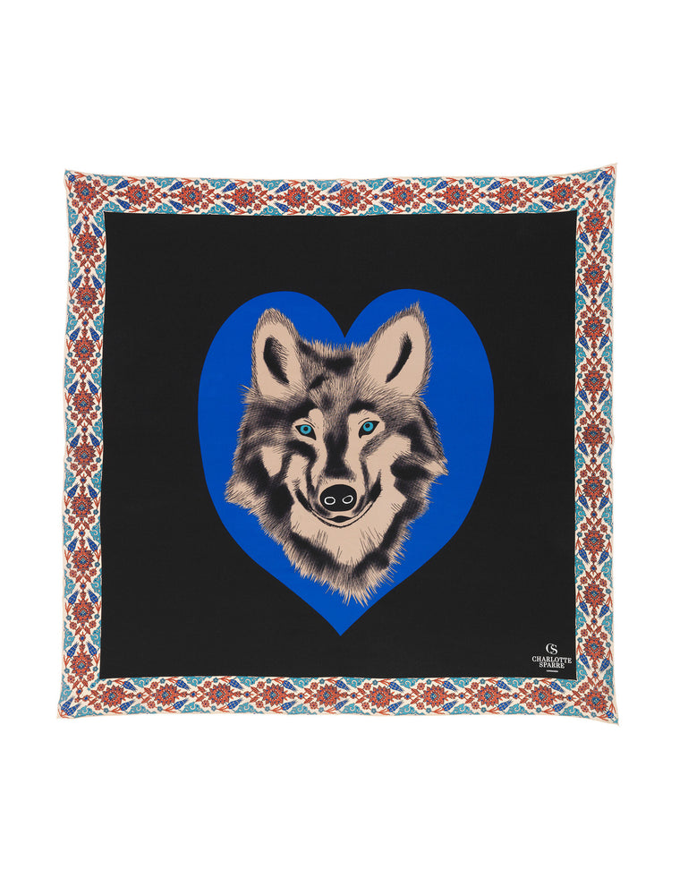 Load image into Gallery viewer, 90-387 Wolf Cobalt