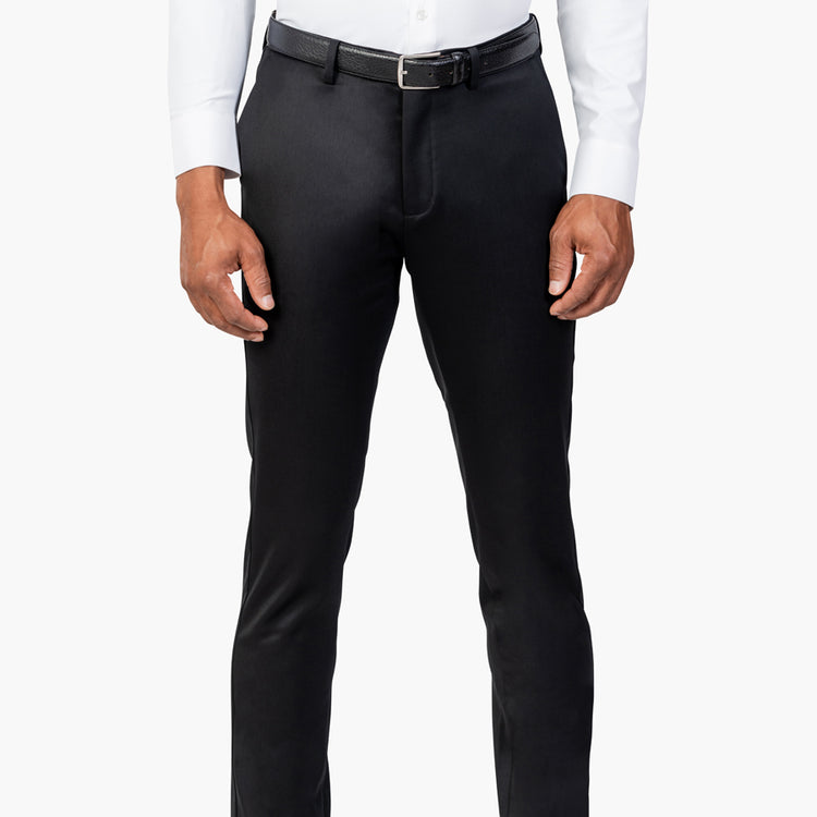 Men's Velocity Merino Dress Pant - Charcoal