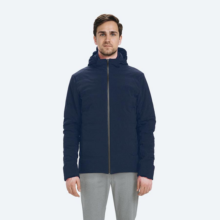 Men's Mercury Intelligent Heated Jacket - Navy