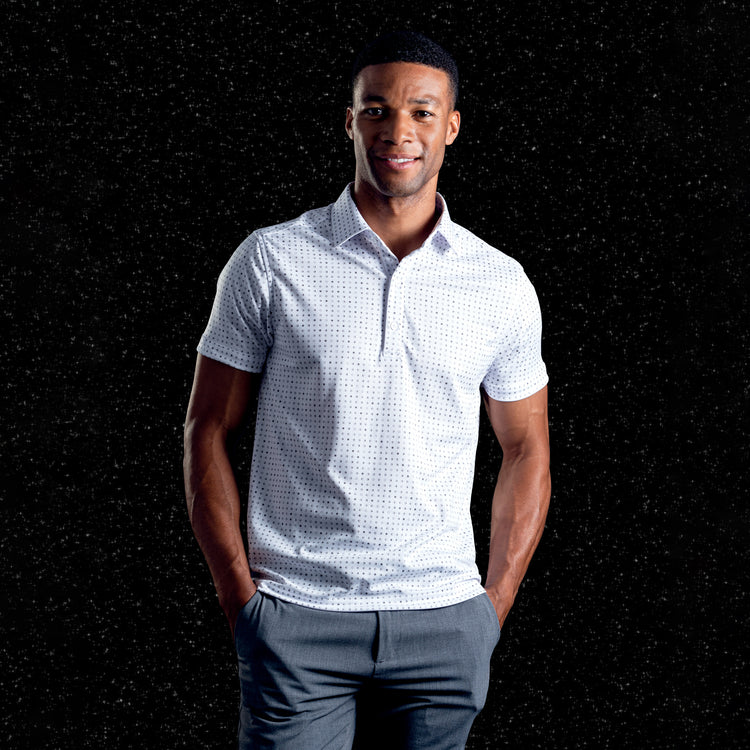 Men's Apollo 50 Polo - Lunar Phase Change