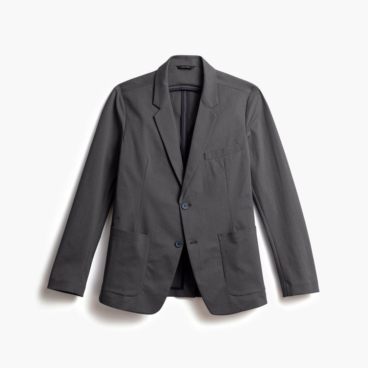 Men's Kinetic Blazer - Charcoal Heather