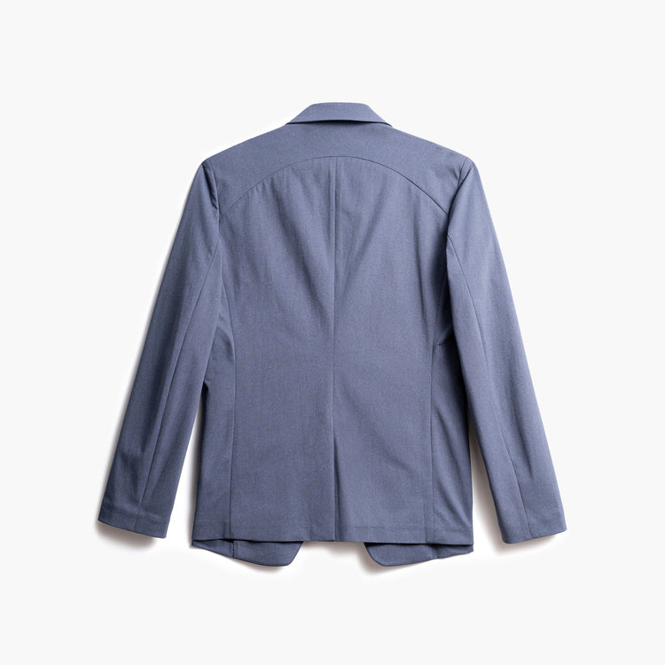 Men's Kinetic Blazer - Indigo Heather